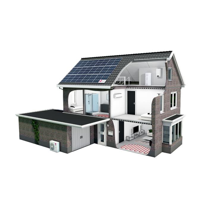 warmtepomp installateur